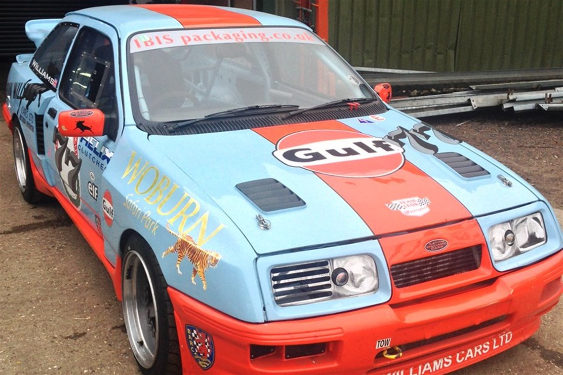 Ford Sierra Cosworth RS500 Racing Car - 540bhp